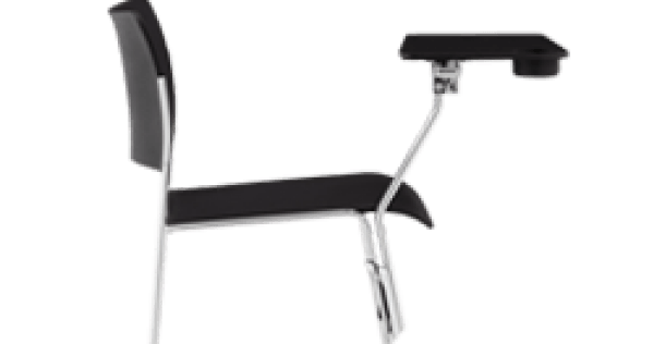40/4 Chair W/writing Tablet | HOWE   FREE THINKING