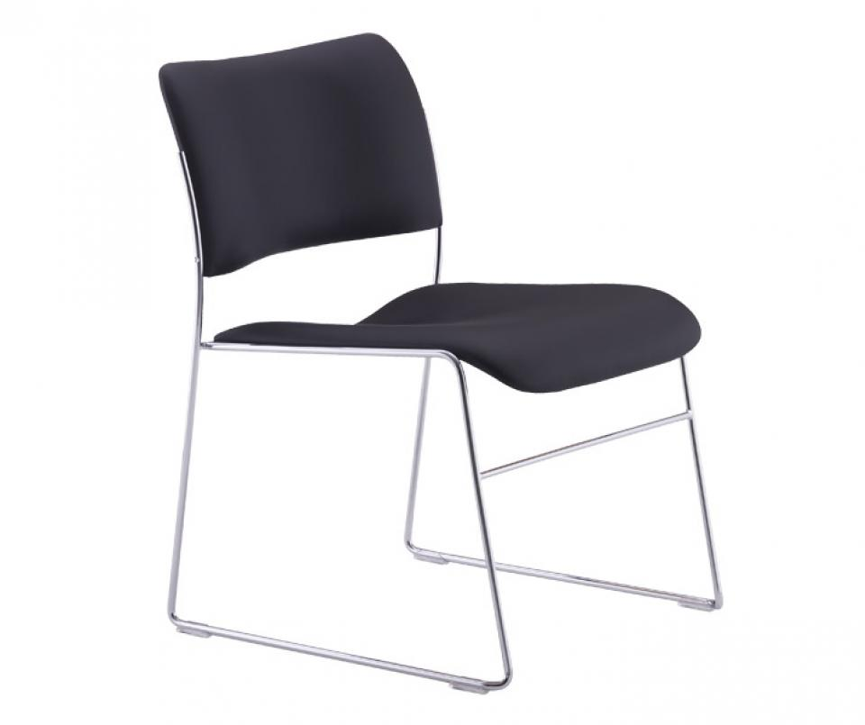 Black stacking chairs - Overview Finishes Tests Environment 2d 3d Revit