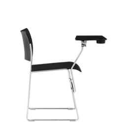 40/4 chair with writing tablet